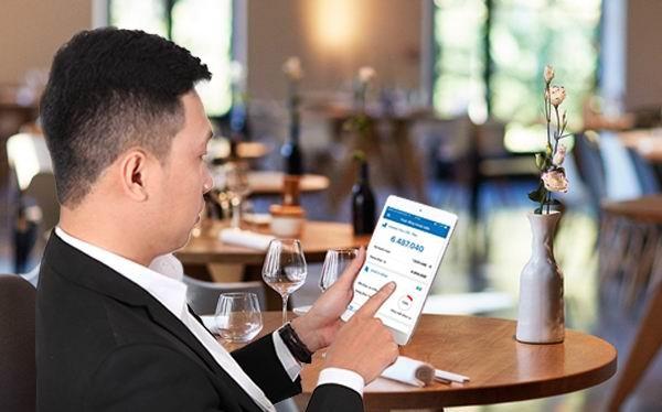 Khách hàng cũng cần mua sắm, thanh toán trực tuyến tại các trang thương mại điện tử uy tín, tin cậy. Ảnh minh hoạ: SCB