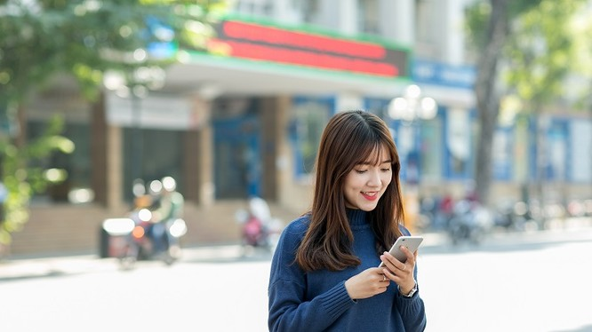 Dự kiến, dòng sim Freedoo sẽ ra mắt vào ngày 6/11 tới tại Hà Nội. Ảnh minh hoạ: VinaPhone