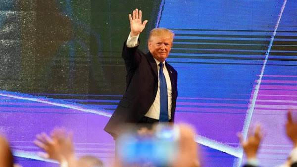 Tổng thống Trump tại Hội nghị Thượng đỉnh APEC diễn ra tại Đà Nẵng. Ảnh: BNG.