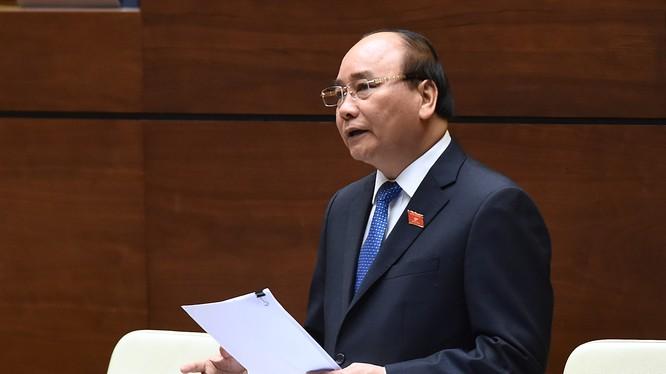 Thủ tướng Nguyễn Xuân Phúc. Ảnh: VietTimes.
