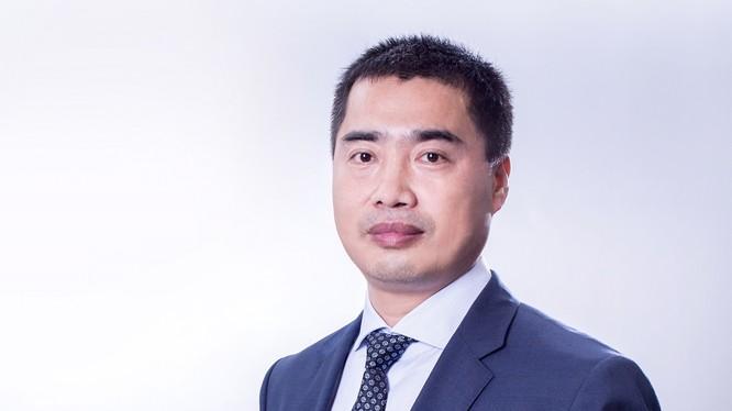 Tân Tổng Giám đốc Huawei tại Việt Nam Fan Jun. Ảnh: Kim Long