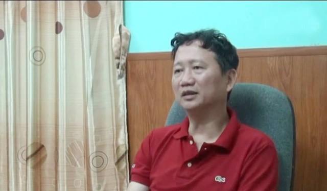 """Trịnh Xuân Thanh bị cáo buộc tội """"tham ô tài sản"""" và đang bị cơ quan CSĐT Bộ Công an đề nghị VKSND Tối cao truy tố về tội danh trên."""
