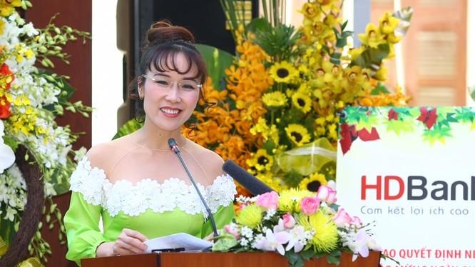 Bà Nguyễn Thị Phương Thảo. Ảnh: B.M