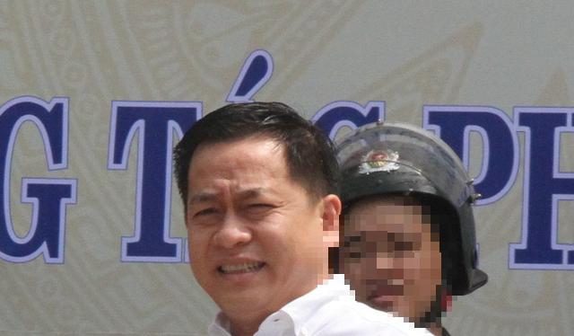 """Phan Văn Anh Vũ (Vũ """"nhôm') bị khởi tố về tội danh cố ý làm lộ bí mật nhà nước - Ảnh tư liệu Tuổi Trẻ."""