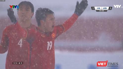 Được biết, Quang Hải hiện đã ghi 6 bàn thắng tại giải AFC Cup 2018.