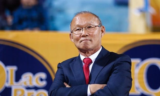 bắt đầu dẫn dắt đội tuyển U23 Quốc gia Việt Nam từ ngày 11/10/2017 đến nay, HLV Park Hang-seo đã trải qua hơn 4 tháng trên băng ghế huấn luyện các đội tuyển Việt Nam. Ảnh: AFC Cup