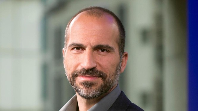 Ông Dara Khosrowshahi. Ảnh: Reuters.