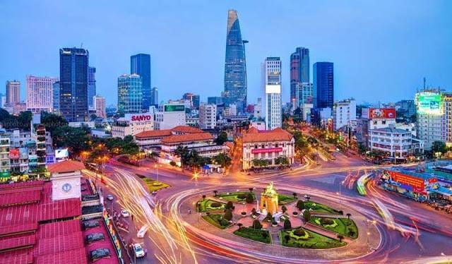 Kế hoạch triển khai cụ thể các hạng mục cần thực hiện xây dựng thành phố thông minh sẽ được thông qua ngay vào dịp đầu năm 2018. Ảnh: UBND TPHCM