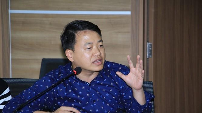Anh Nguyễn Hòa Bình, Chủ tịch Tập đoàn NextTech.