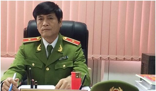 Ông Nguyễn Thanh Hóa -- Nguyên Cục trưởng Cục Cảnh sát phòng chống tội phạm sử dụng công nghệ cao (C50-Bộ Công an). Ảnh: BCA