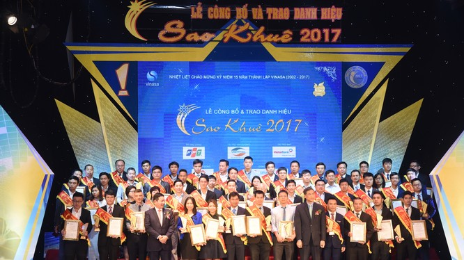 """Chương trình Sao Khuê 2018 bổ sung, điều chỉnh một số nhóm, lĩnh vực… cho phù hợp với các lĩnh vực xét giải của Giải thưởng APICTA - Giải thưởng uy tín nhất, được coi là """"giải thưởng Oscar"""" của ngành CNTT trong khu vực Châu Á – Thái Bình Dương, để dễ dàng"""