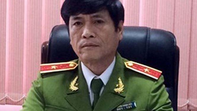 Ông Nguyễn Thanh Hóa – nguyên Cục trưởng C50 Bộ Công an.