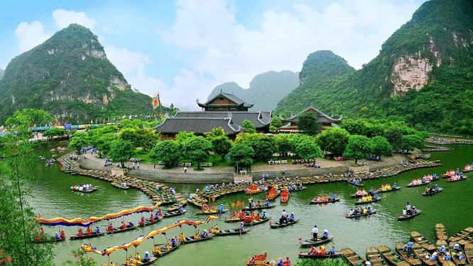 Tour, điểm du lịch, nhà hàng, khách sạn của Ninh Bình sẽ được quản lý trực tuyến 100%. Ảnh: ninhbinh.gov.vn