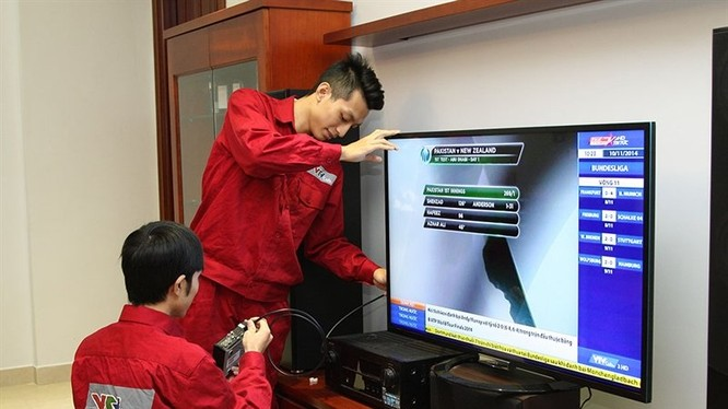VTVCab là một trong những đơn vị cung cấp dịch vụ truyền hình trả tiền chiếm thị phần lớn tại Việt Nam.