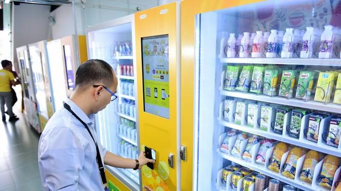 Mô hình cửa hàng tự động không người bán mà nhiều nước trên thế giới đang triển khai. Ảnh minh hoa: UBND TP. Hà Nội.