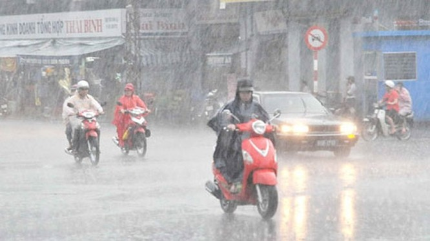 Nhiều kế hoạch vui chơi, dã ngoại của gia đình có thể gặp khó khăn vì mưa lớn.