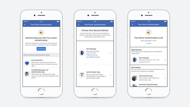 """Để bật xác thực hai yếu tố, người dùng chỉ cần truy cập trang facebook.com/settings và nhấp vào thanh """"Bảo mật và Đăng nhập""""."""