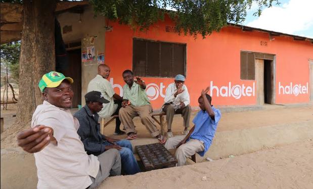 Mạng di động của Viettel mang thương hiệu Halotel với 3,8 triệu khách hàng đã đạt thị phần ở mức hai con số.
