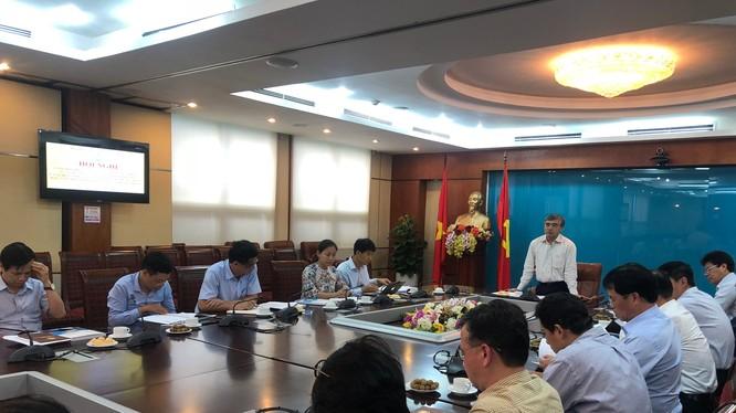 Hội nghị Công bố Chỉ số cải cách hành chính (CCHC) năm 2017 của các cơ quan hành chính thuộc Bộ TT&TT.
