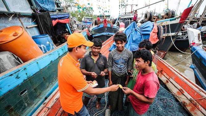 Mytel, mạng di động của Viettel tại Myanmar, vừa vượt mốc 1 triệu thuê bao chỉ sau 10 ngày khai trương.