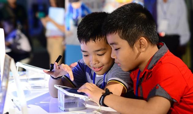 Luật An ninh mạng có quy định rất cụ thể việc bảo vệ trẻ em trên không gian mạng.