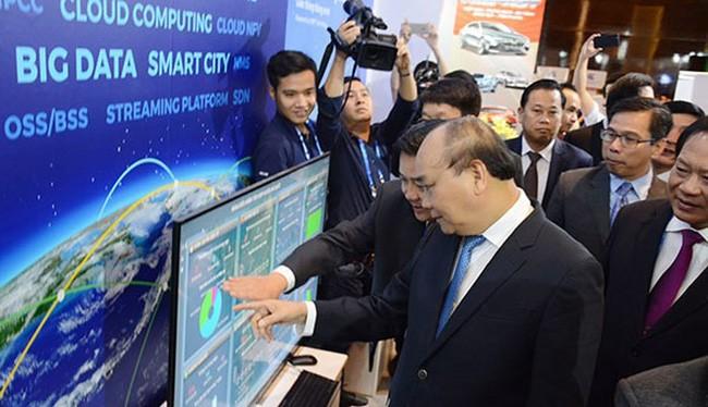 Người đứng đầu Chính phủ cho rằng Cách mạng công nghiệp 4.0 đã ở rất gần Việt Nam, thậm chí ở ngay trong Việt Nam hiện tại.