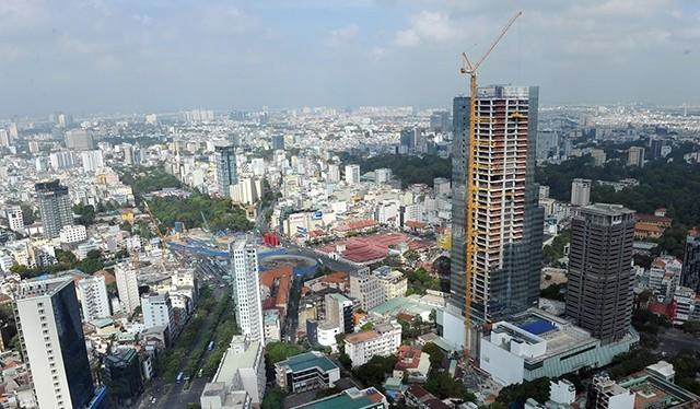 Phát triển đô thị thông minh và bền vững đang là mục tiêu của rất nhiều TP trên thế giới, trong đó có Việt Nam.