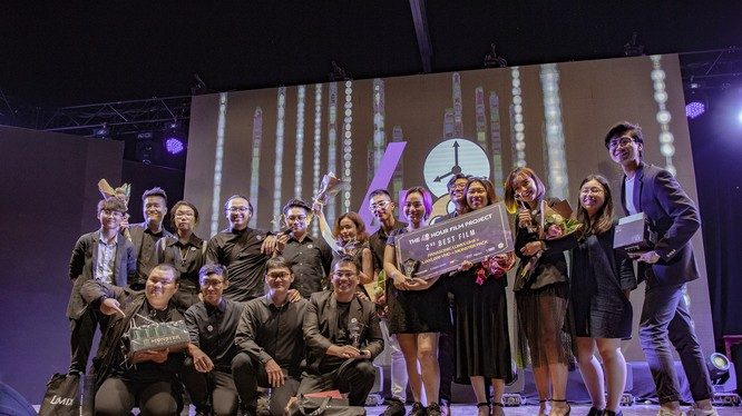 Phim Vọng giành ngôi Á quân vòng loại quốc gia, và thêm 4 giải quan trọng.