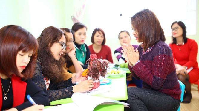 Ứng dụng những kiến thức từ khóa học, các nữ doanh nhân đã đạt được những kết quả tích cực như xây dựng được một hệ thống khách hàng mục tiêu trung thành và tương tác thường xuyên.