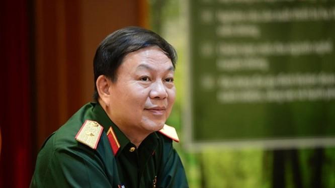 Thiếu tướng Lê Đăng Dũng (ảnh: Lao Động)