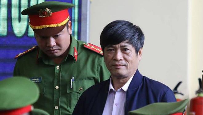 Bị cáo Nguyễn Thanh Hóa