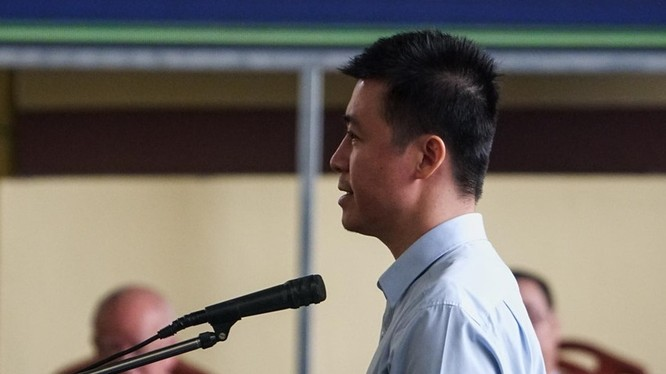 Phan Sào Nam nói lời sau cùng trong phiên xét xử sáng 24/11