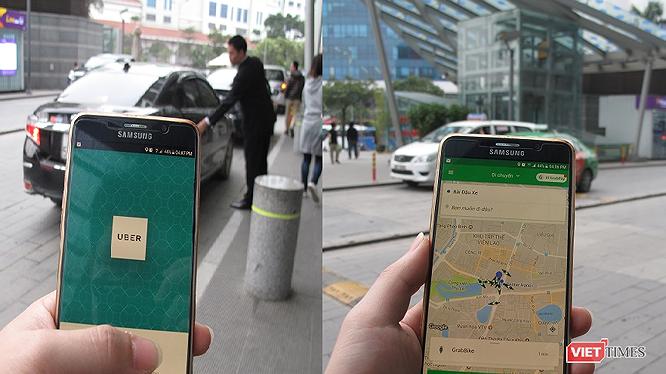Theo Hội đồng cạnh tranh, ngoài GrabTaxi và Uber Việt Nam, trong vụ việc này còn có 6 doanh nghiệp có quyền lợi và nghĩa vụ liên quan.