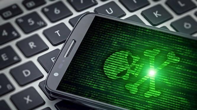 Báo cáo nghiên cứu về mã độc trên di động năm 2018 của Kaspersky Lab ghi nhận số vụ tấn công sử dụng mã độc trên di động tăng gần gấp đôi chỉ sau một năm – từ 66,4 triệu vào năm 2017 lên 116,5 triệu cuộc tấn công năm 2018 (Ảnh minh họa: Kaspersky Lab)