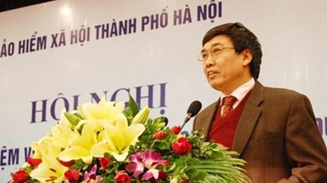Ông Lê Bạch Hồng, nguyên Thứ trưởng Bộ LĐ-TB&XH, nguyên Tổng Giám đốc BHXH Việt Nam.