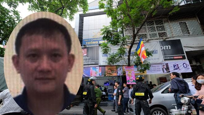 Bộ Công an truy nã ông chủ Nhật Cường Mobile Bùi Quang Huy.