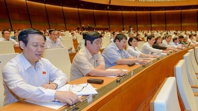 Dự kiến, Quốc hội sẽ biểu quyết thông qua Luật Phòng, chống tác hại của rượu, bia vào ngày 14/6 tới.