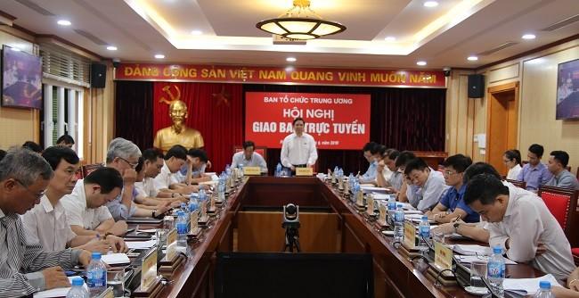 Ông Phạm Minh Chính phát biểu chỉ đạo hội nghị.