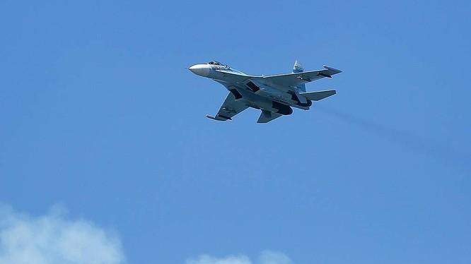 Máy bay của Không quân Nga.
