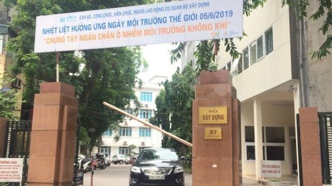 """Thủ tướng cho thời hạn tối đa 45 ngày phải báo cáo vụ việc Thanh tra Bộ Xây dựng """"vòi tiền"""" tại Vĩnh Phúc."""