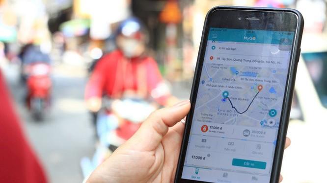 MyGo là nền tảng công nghệ kết nối dịch vụ di chuyển – giao hàng trên phạm vi toàn quốc.