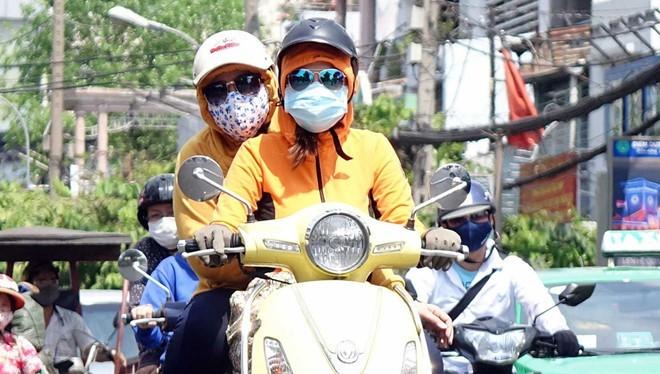 Ngày 15/7, dự báo tia UV ở TP Đà Nẵng đạt cực đại.