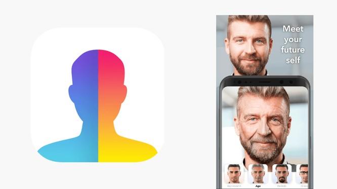 Faceapp đang trở thànhmột xu hướng mới nhưng rất nguy hiểm với người dùng Facebook.