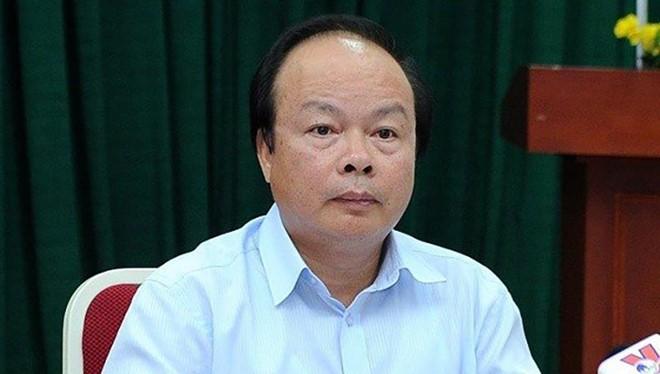 Thứ trưởng Bộ Tài chính Huỳnh Quang Hải