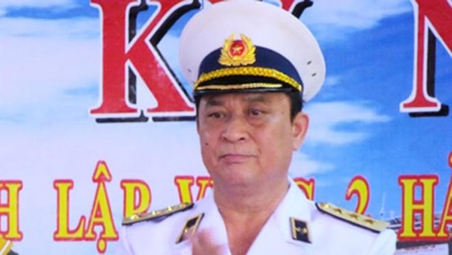 Ông Nguyễn Văn Hiến, nguyên Thứ trưởng Bộ Quốc phòng, nguyên Tư lệnh Quân chủng Hải quân