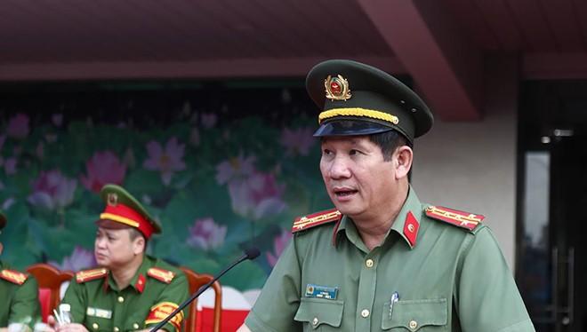 Ông Huỳnh Tiến Mạnh bị cách tất cả chức vụ trong Đảng. Ảnh: An ninh Hải Phòng.