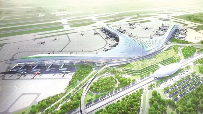 Sân bay Quốc tế Long Thành dự kiến được khởi công vào năm 2020.