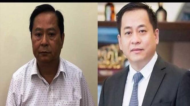 Ông Nguyễn Hữu Tín tiếp tay Vũ nhôm xẻ thịt đất vàng ở TP.HCM