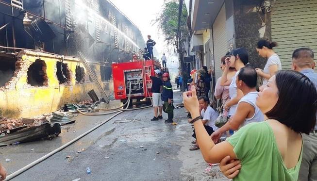 Hơn 2 tuần sau vụ cháy tại Công ty Rạng Đông, nguyên nhân vụ việc mới được cơ quan chức năng công bố.