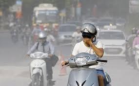 Chỉ số chất lượng không khí của Hà Nội có thời điểm đã lên đến mức xấu (lớn hơn 200).